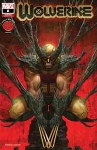 Wolverine #8 VariantRapoza Knullified