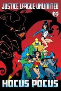 Justice League Unlimited TP Hocus Pocus