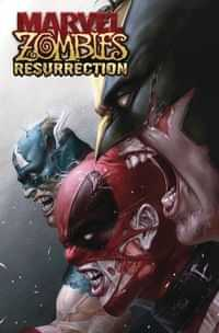 Marvel Zombies TP Resurrection