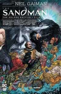 Sandman HC Deluxe Edition Book 02