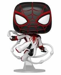 Funko Pop Marvels Spider-Man Miles Morales Track Suit