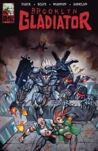 Brooklyn Gladiator #2