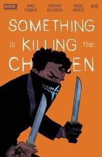 Something Is Killing Children #10 Second Printing
