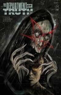 Department Of Truth #4 Variant 10 Copy Robles
