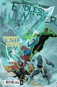 Justice League Endless Winter #2 CVR A Mikel Janin