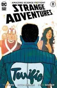 Strange Adventures #8 CVR A Mitch Gerads