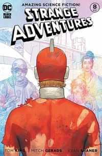 Strange Adventures #8 CVR B Evan Doc Shaner