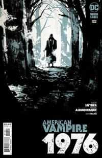 American Vampire 1976 #4 CVR A Rafael Albuquerque