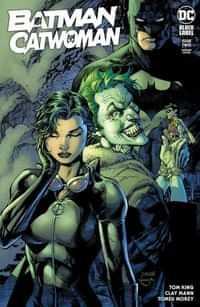 Batman Catwoman #2 CVR B Jim Lee and Scott Williams