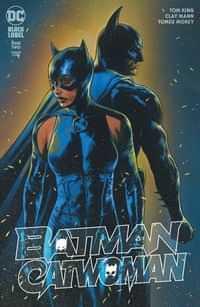 Batman Catwoman #2 CVR C Travis Charest