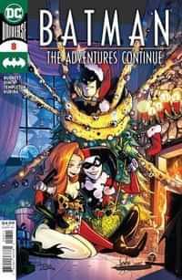 Batman The Adventures Continue #8 CVR A Mirka Andolfo