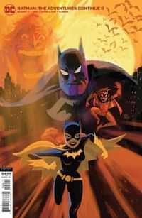 Batman The Adventures Continue #8 CVR B Ronnie Del Carmen