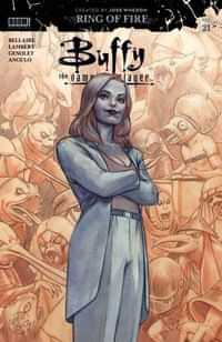 Buffy The Vampire Slayer #21 CVR A Main