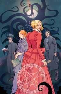 Buffy The Vampire Slayer #21 CVR B Sauvage