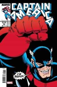 Captain America #354 Facsimile Edition