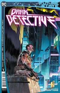 Future State Dark Detective #1 CVR A Dan Mora