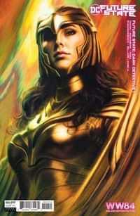 Future State Dark Detective #1 CVR C Cardstock Wonder Woman 1984