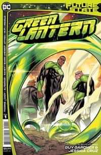 Future State Green Lantern #1 CVR A Clayton Henry