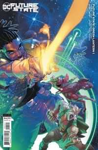 Future State Green Lantern #1 CVR B Cardstock Jamal Campbell