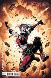 Future State Harley Quinn #1 CVR B Cardstock Gary Frank