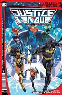 Future State Justice League #1 CVR A Dan Mora