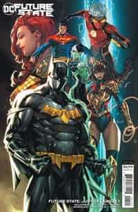 Future State Justice League #1 CVR B Cardstock Kael Ngu