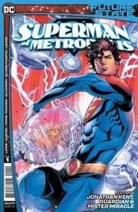 Future State Superman Of Metropolis #1 CVR A John Timms