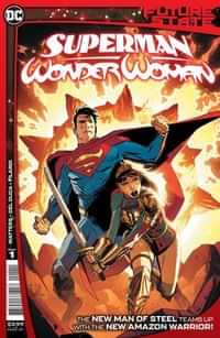 Future State Superman Wonder Woman #1 CVR A Lee Weeks
