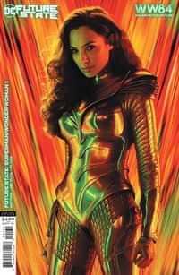 Future State Superman Wonder Woman #1 CVR C Cardstock Wonder Woman 1984