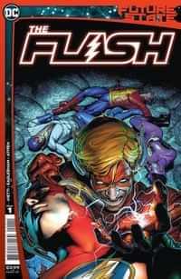 Future State The Flash #1 CVR A Brandon Peterson