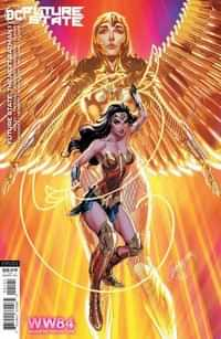 Future State The Next Batman #1 CVR D Cardstock Wonder Woman 1984