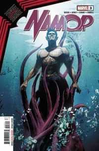 King In Black Namor #3