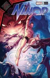 King In Black Namor #3 Variant Renaud