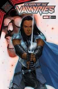 King In Black Return Of Valkyries #1 Variant Noto Profile