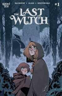 Last Witch #1 CVR B Corona