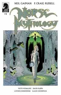 Neil Gaiman Norse Mythology #4 CVR A Russell