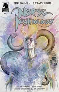 Neil Gaiman Norse Mythology #4 CVR B Mack