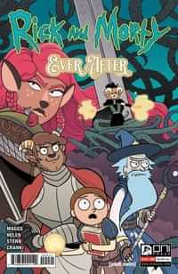 Rick and Morty Ever After #4 CVR B Stern
