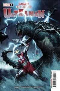 Rise Of Ultraman #5