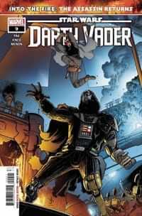 Star Wars Darth Vader #9