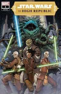 Star Wars High Republic #1 Variant Anandito (First Appearance Keeve Trennis & Others)