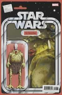Star Wars #10 Variant Christopher Action Figure