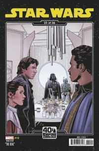 Star Wars #10 Variant Sprouse Empire Strikes Back