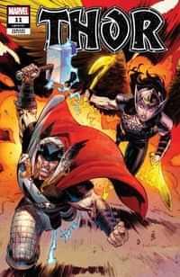 Thor #11 Variant 25 Copy Klein