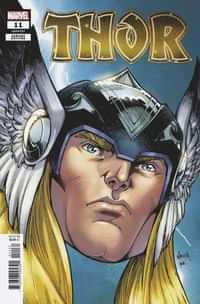 Thor #11 Variant Nauck Headshot