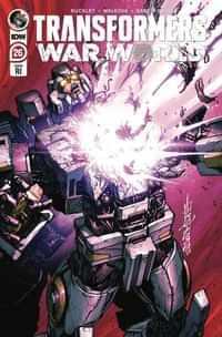 Transformers #26 Variant 10 Copy Alex Milne