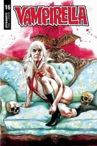 Vampirella #16 CVR D Gunduz