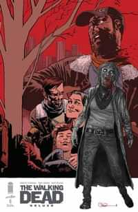 Walking Dead #6 Deluxe Edition CVR B Moore and Mccaig