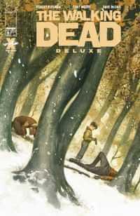 Walking Dead #6 Deluxe Edition CVR D Tedesco