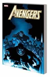 Avengers TP Hickman Complete Collection V3